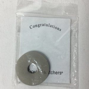 Weight Watchers Meeting Room Charm 25 lbs Disk